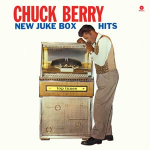 Berry ,Chuck - New Juke Box Hits + Bonus ( 180gr Lp )